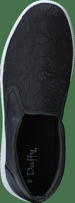 Sorte Sko 73 80755 Duffy Online Flats Black Kjøp IfXvwv