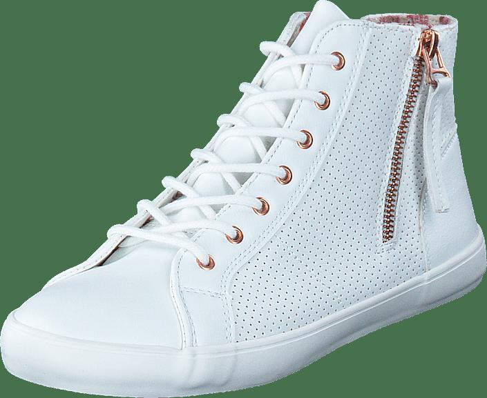 Duffy 73 04746 Sportsko Sko 01 57511 White Køb Og Online div div Hvide Sneakers d5wBq4