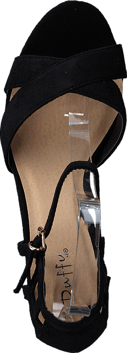 Kjøp Duffy 97-00320 Black Sko Online