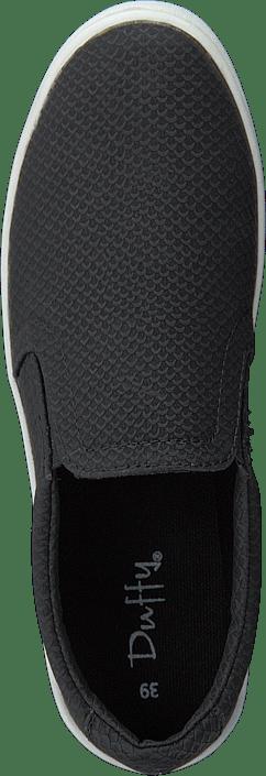 Duffy Black Online Kjøp 41254 Flats 73 Sorte Sko qUFaPw4