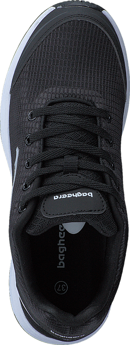 Online Sneakers Bagheera Sorte white Kjøp Zenith Sko Black 0xAYzq