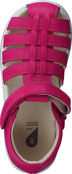Bobux - I-Walk Classic Skip Fuchsia