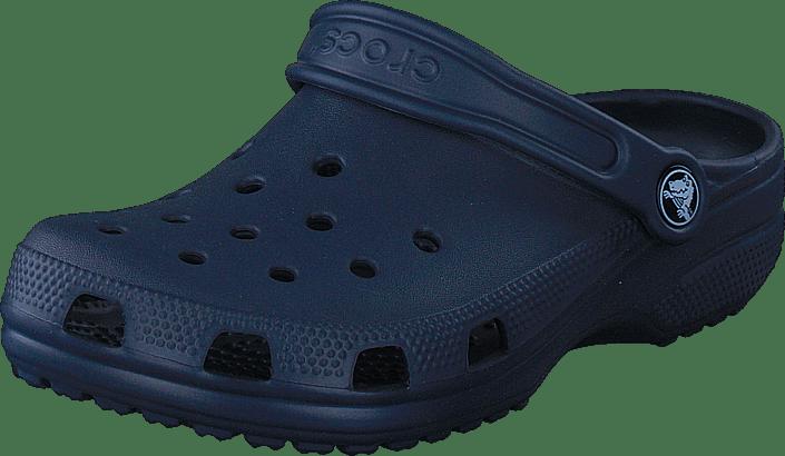 Classic Clog Kids Navy
