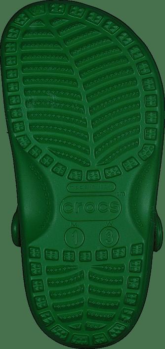 Crocs - Classic Clog Kids Kelly Green