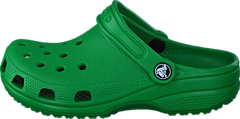 Classic Clog Kids Kelly Green