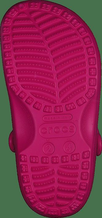 Classic Clog Kids Candy Pink