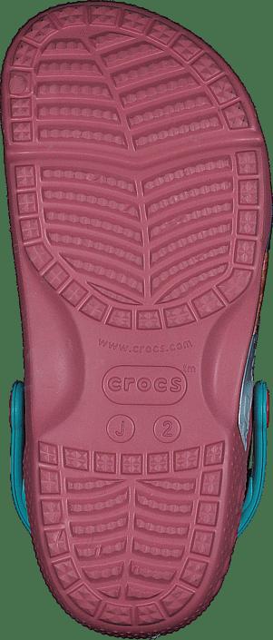 Crocs FunLab GraphicMoana Clog Blsm