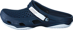 Swiftwater Deck Clog M Navy/White