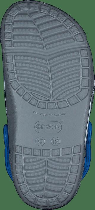 Crocs Fun Lab Lights R2D2 Ocean/Light Grey