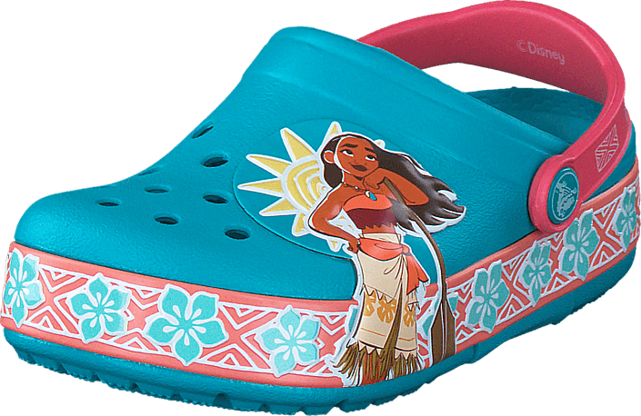 Crocs - CrocsLights Disney Vaiana Clog Multi