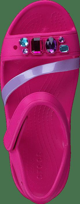 Crocs - Crocs Lina Sandal K Candy Pink