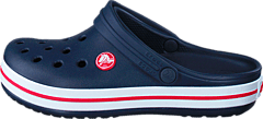 Crocband Clog Kids Navy/Red