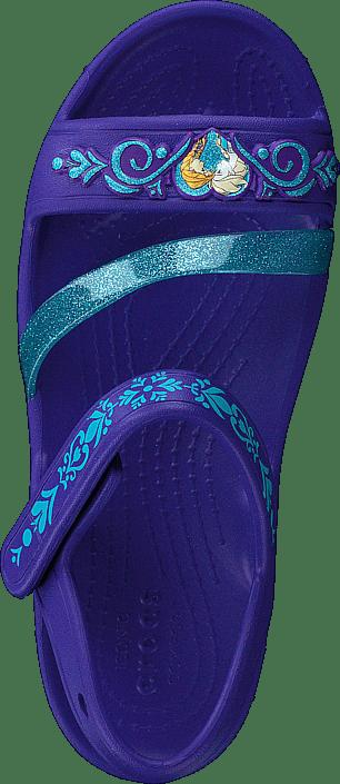 Crocs - Crocs Lina Frozen Sandal K Ultraviolet