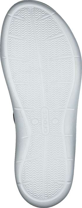 Kjøp Crocs Swiftwater Sandal W Smoke/white Sko Online