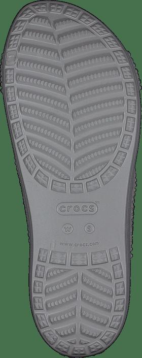 Crocs - Sloane Embellished Xstrap Platinum