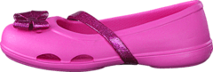 Crocs Lina Flat K Party Pink