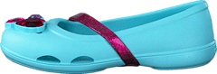 Crocs Lina Flat K Ice Blue