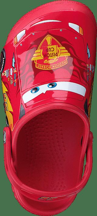 CrocsFunLab Cars Clog K Flame