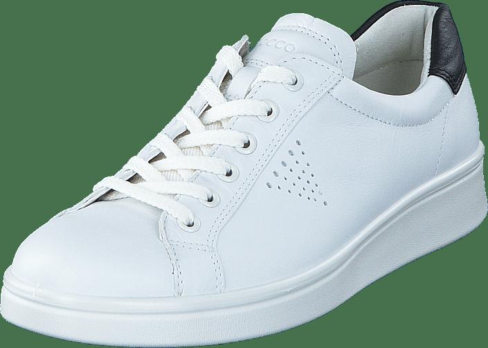 Ecco - 218033 Soft 4 White/ Black