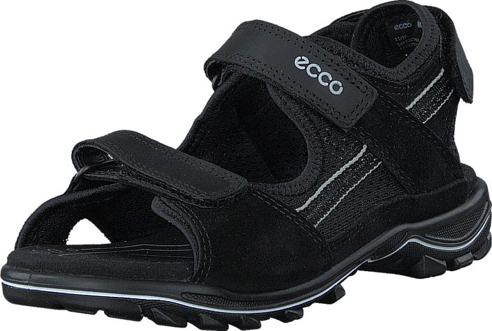 Ecco - 732142 Urban Safari Kids Black/ Black