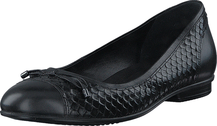 Kjøp Black 265503 Sorte Sko Touch Ecco Online Black Ballerina Lave rwnIarBq