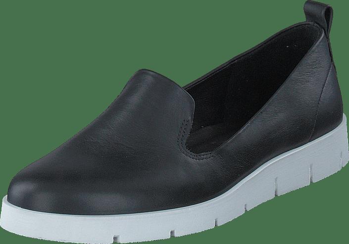 Black Sko Bella Online Sorte Ecco Flats 282093 Kjøp tqnw61Bn