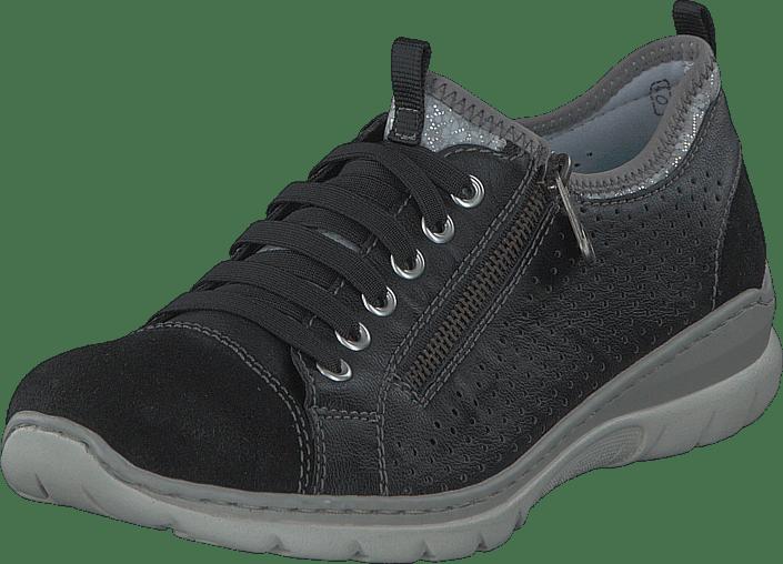 Buy Rieker L3277-01 Black Shoes Online