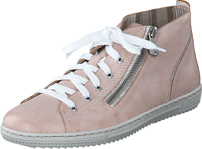 L9413 Sneakers 31 Rosa Beige Rieker Sko Kjøp Online q85nTn