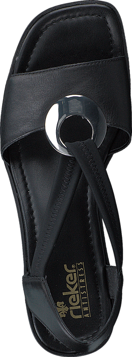 Kjøp Rieker 62662-01 Black Sko Online