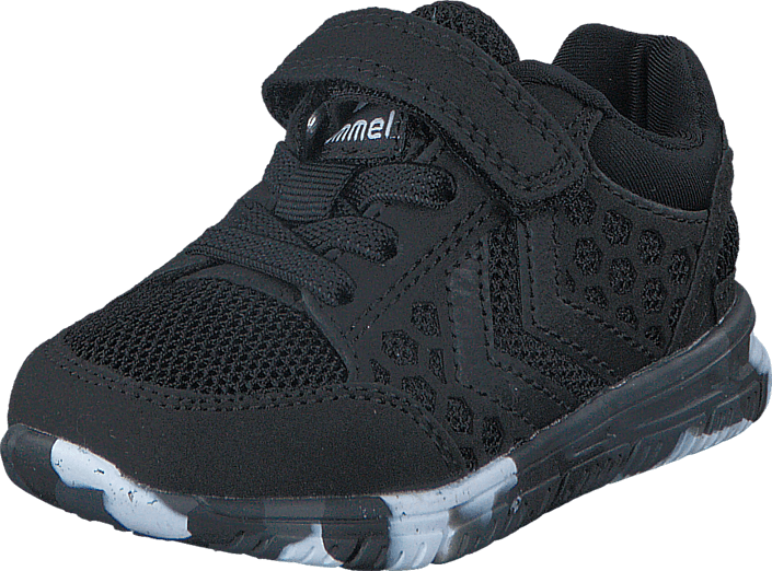 Hummel - Crosslite Sneaker Infant Black/Black