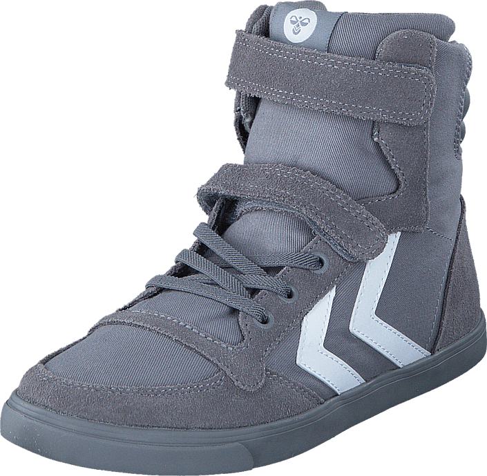 Hummel - Slimmer Stadil High JR Frost Grey