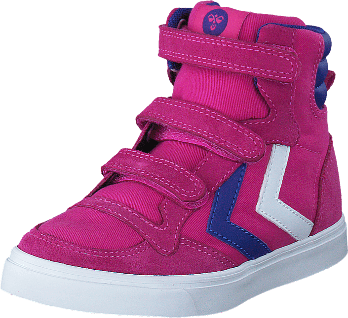 Hummel - Stadil Canvas High JR Rose Violet