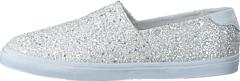 Slip-on Ballerina Sparkle JR White