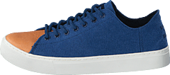 Lenox Navy Washed Canvas