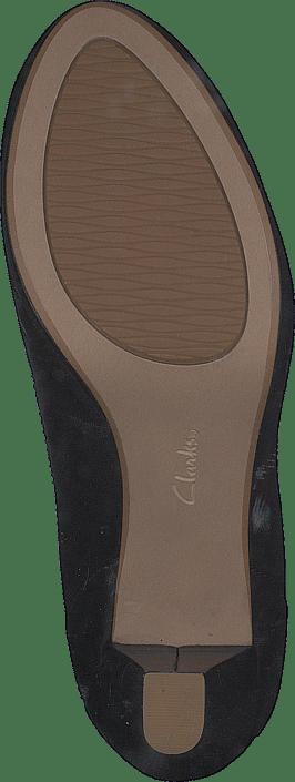Bombay Kjøp Chorus Heels Leather Sko Black Online Sorte Clarks Faaq4wrE