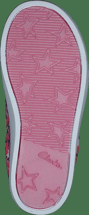 Clarks - Halcy Hati Fst Pink Combi