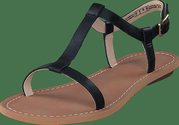 Voyage Hop Black Leather