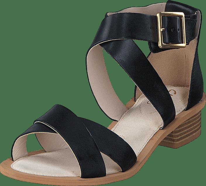 Black Black Ray Leather Sandcastle Leather Sandcastle Ray tshCrQd