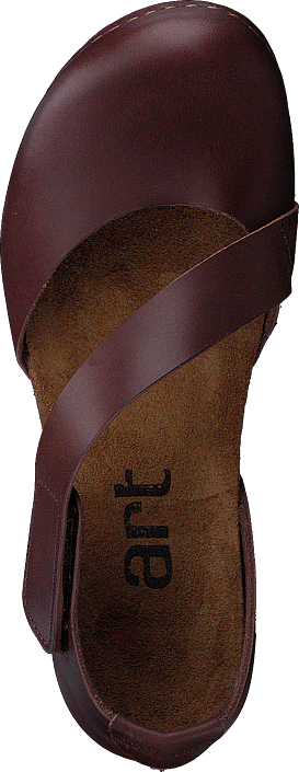 Kjøp 442 Brown Brune Art Sko Online Flats Creta qfPgf