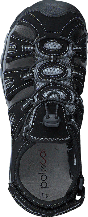 Kjøp Polecat 413-0202 Black Sko Online