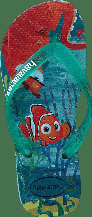 ee6172e45 Buy Havaianas Kids Nemo E Dory Ice Blue grey Shoes Online