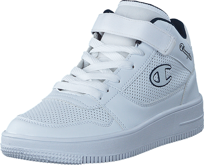 ae2bfc68d9f Buy Champion Mid Cut Shoe Rebound White white Shoes Online