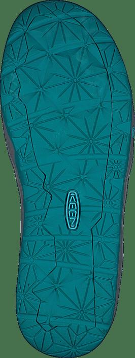Keen - Moxie Sandal Youth Dress Blues/Viridian