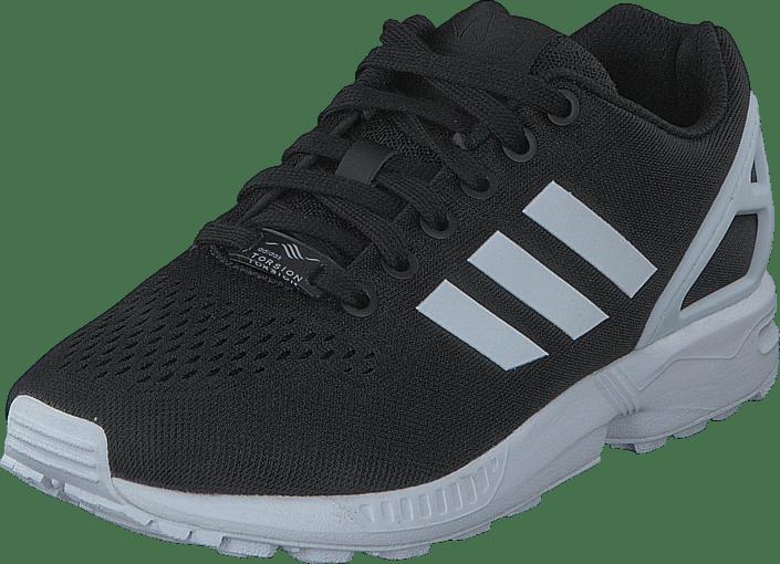 7c9909775 ... adidas Originals - Zx Flux Em Core Black White high fashion 8c1ed 12ce1  . ...