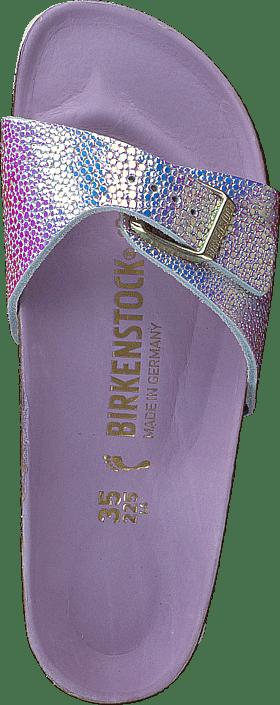 Birkenstock - Madrid Slim Ombre Pearls Silver Orchid