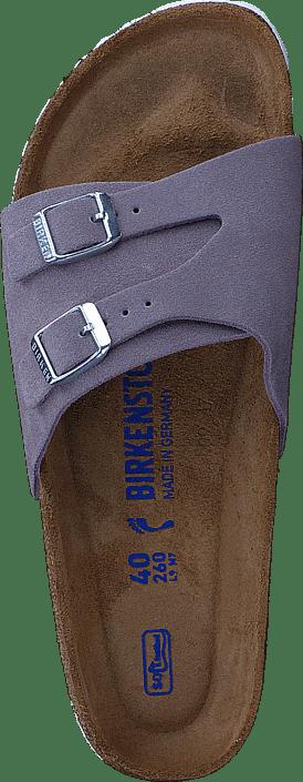 Birkenstock - Vaduz Slim Suede Lavander