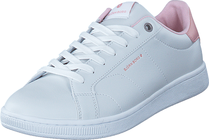 Björn Borg - T300 Low CLS W White/Lt Pink