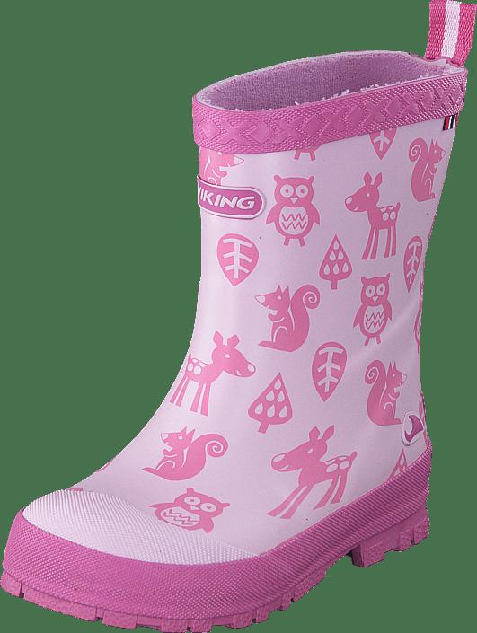 Viking - Eventyr Pink/Multi