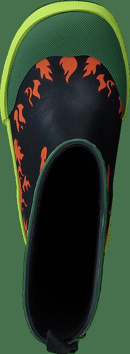 Viking - Drage Black/Lime