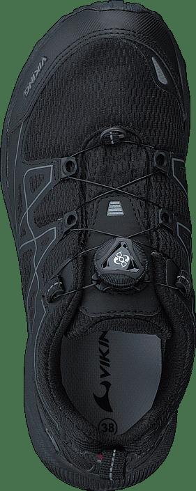 Anaconda IV Jr Black/Silver